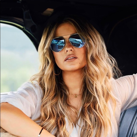 6bef09996d84 Diff Eyewear Accessories | Jessie James Decker Aviators | Poshmark